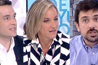 """Memorable revolcón en TVE a 'Espinar Zero': """"Si quieres preguntas amables, ¡a la Tuerka!"""""""