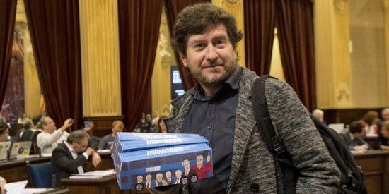 """Las sucias trampas al fisco del 'Pablo Iglesias balear"""" tras alquilar de 'extranjis' su vivienda"""