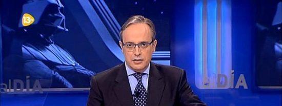 Urdaci fulmina los torticeros argumentos de la izquierda respecto a Franco y el Valle de los Caídos