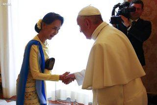 La Santa Sede y Myanmar establecen relaciones diplomáticas
