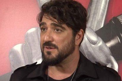 Antonio Orozco llora a lágrima viva al recordar la muerte de su amigo