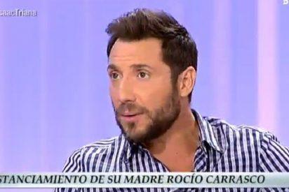 Antonio David contraataca cansado de Rocío Carrasco