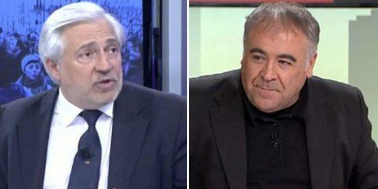 Ariza desmiente el chantaje a Rajoy que cuenta Ferreras y le mete un buen zasca en directo en laSexta