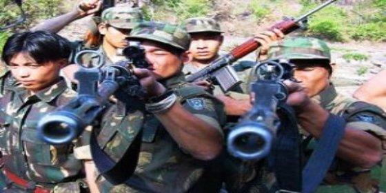 Con estas ganas matan a palos al musulmán pedófilo los rebeldes de Tripura