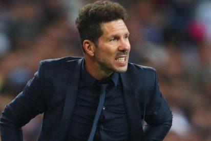 Barça y Bayern de Múnich 'tocan' a un peso pesado del Atlético (si se va, a Simeone le da algo)