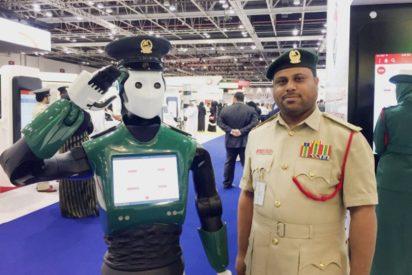 [VÍDEO] La policía de Dubái contará en 2030 con Robocops