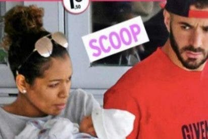 Karim Benzemá se casa por sorpresa y recibe en secreto a su segundo hijo
