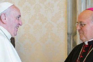 """Blázquez: """"El Papa está muy bien informado de lo que pasa en España"""""""