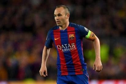 ¡Bomba! El Barça piensa en un ex del Real Madrid como recambio de Iniesta