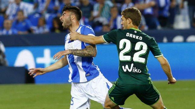 El 'monstruo' acaricia la permanencia tras golear en casa: Leganés 4 - Betis 0