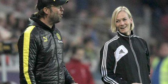 Bundesliga tendrá su primer silbante mujer