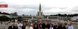 El cardenal Burke estuvo en Fátima y no concelebró con Francisco