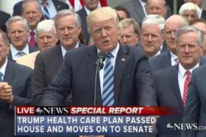 La foto manipulada de Donald Trump que arrasa en Twitter