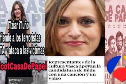Campaña en Internet contra la actriz proetarra Itziar Ituño