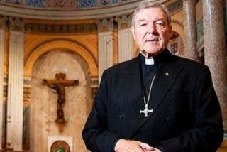 El cardenal Pell bloquea una auditoría externa de las cuentas del Vaticano