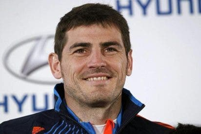 El mensaje de Iker Casillas al Real Madrid tras el derbi arrasa en Twitter