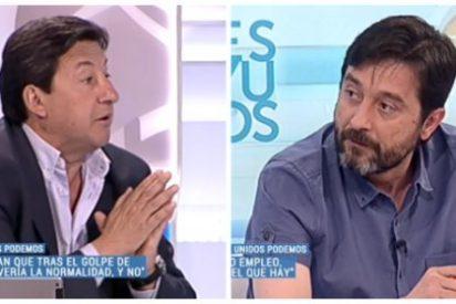 Javier Casqueiro (El País) le casca un buen 'zasca' a Mayoral por hacerse el tonto con el referéndum catalán