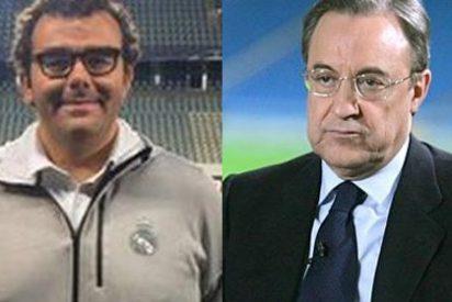 Un podemita en la planta noble del Bernabéu: los socios del Madrid piden a Florentino la cabeza de César Nanclares por sus polémicas opiniones