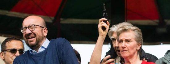 El disparo de la princesa Astrid que ha dejado sordo como una tapia al primer ministro galo