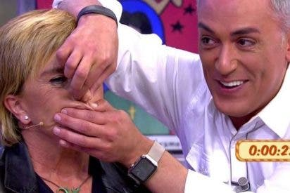 Chelo García Cortés sustituirá a Alba Carrillo si abandona 'Supervivientes'