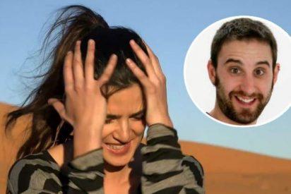Clara Lago confiesa a Jesús Calleja cómo se lio con Dani Rovira