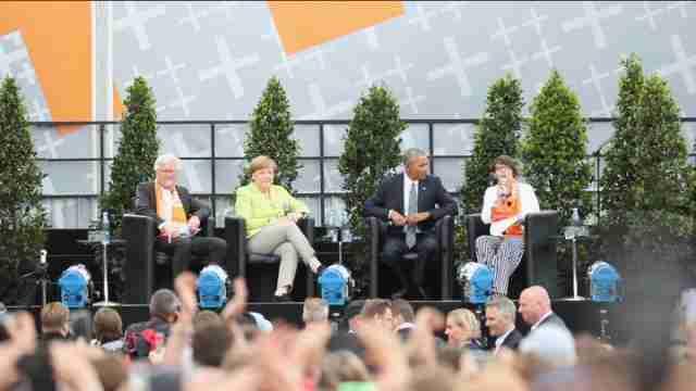 El Presidente alemán pide más ecumenismo