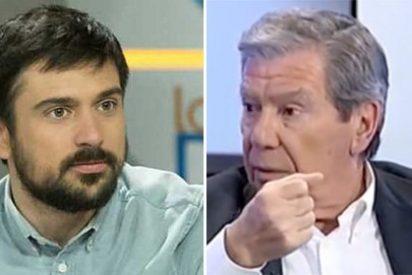 """Corcuera se merienda de un trago a 'Espinar Zero': """"Este para el PSOE es una bicoca, un chupetón"""""""