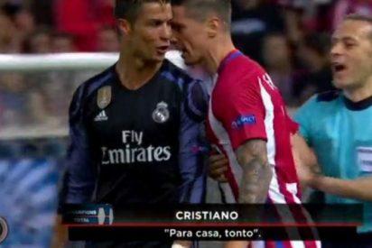 """La feroz bronca entre Cristiano Ronaldo y Fernando Torres: """"Para casa, tonto"""""""