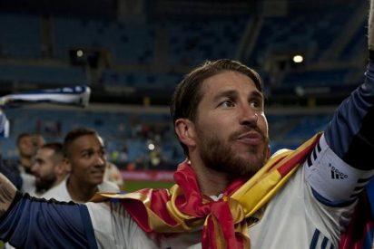 """Cristiano: """"La gente no sabe un carajo"""". Ramos: """"Es un premio a la regularidad"""""""