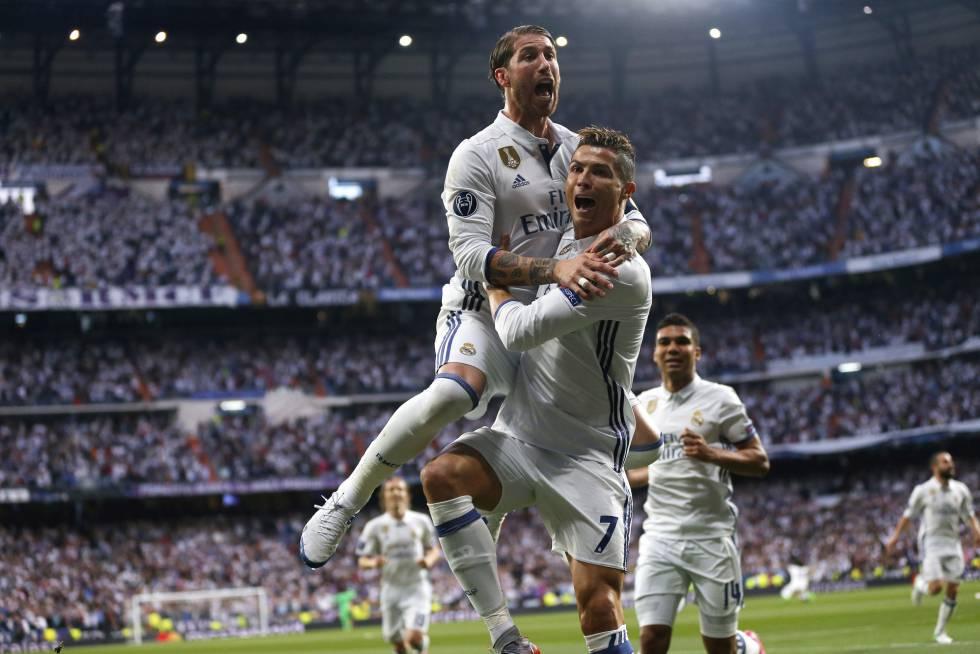El Real Madrid-Atlético de Champions arrasa (48.9% y 8.920.000 espectadores)