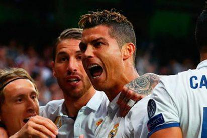 Cristiano Ronaldo 'corta una cabeza' en el Real Madrid de Zidane tras su Hat-Trick en el derbi