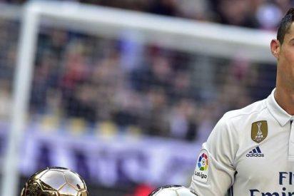 Cristiano Ronaldo destapa la jugada de Messi para quitarle el Balón de Oro