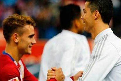 Cristiano Ronaldo 'destroza' a un crack del Madrid y abre la vía de Griezmann a Florentino Pérez
