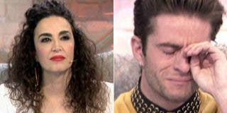 Cristina Rodríguez abandona 'Cámbiame' y deja con el 'culo al aire' a su amigo Pelayo Díaz