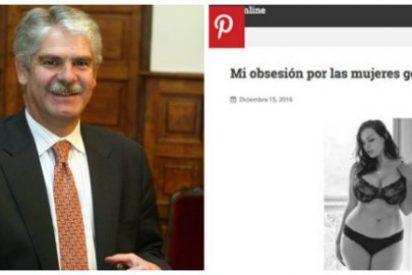 Dastis pone un circo...: La página del consulado español en La Habana enlazaba a una web porno