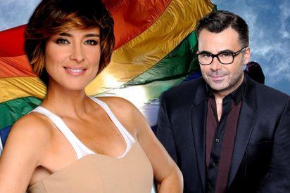 'Telecinco': Sandra Barneda le monta un lío de aúpa a Jorge Javier Vázquez