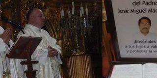 Misa en desagravio en la catedral de México