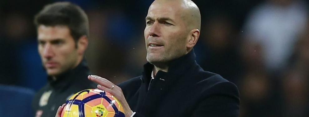 ¿Desbandada? Zidane frena otro conato de huida en el Real Madrid de la próxima temporada