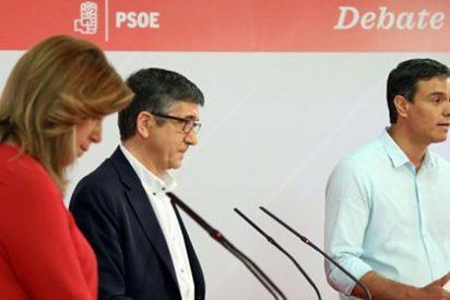 """Santiago González apalea a los candidatos a las primarias del PSOE: """"Ninguno salvará al PSOE del naufragio, pero Pedro garantiza mayor velocidad en el hundimiento"""""""