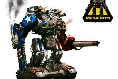 [VÍDEO] Ya están aquí los poderosos Robots humanoides luchadores