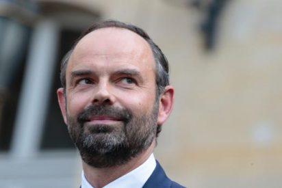 """Édouard Philippe: """"Soy un hombre de derechas"""""""