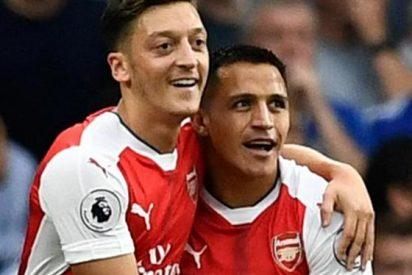 El Arsenal prepara su última (y más bestial) oferta de renovación a Alexis Sánchez y Özil