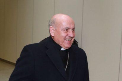 Anulada la causa de espionaje contra el arzobispo de Zaragoza