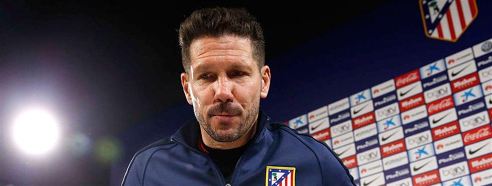 El Atlético se la vuelve a jugar a Simeone con el tema del delantero (y todavía puede ser peor)