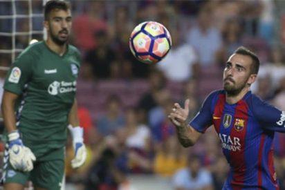 El Barça se asegura la llegada de un delantero de la Liga para cargarse a Paco Alcácer