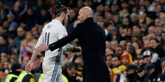 El 'chivatazo' del vestuario sobre Gareth Bale que mete en un problema gordo a Zidane