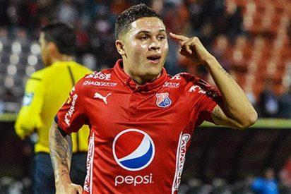 El colombiano Quintero llega para 'fulminar' una pieza clave del Sevilla de Sampaoli