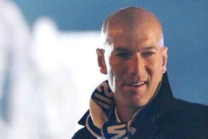 El crack que 'escapa' de Zinedine Zidane para planear su huida del Real Madrid