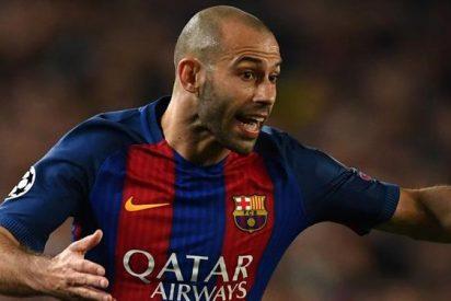 El favorito para sustituir a Javier Mascherano en el Barça ya tiene nombre