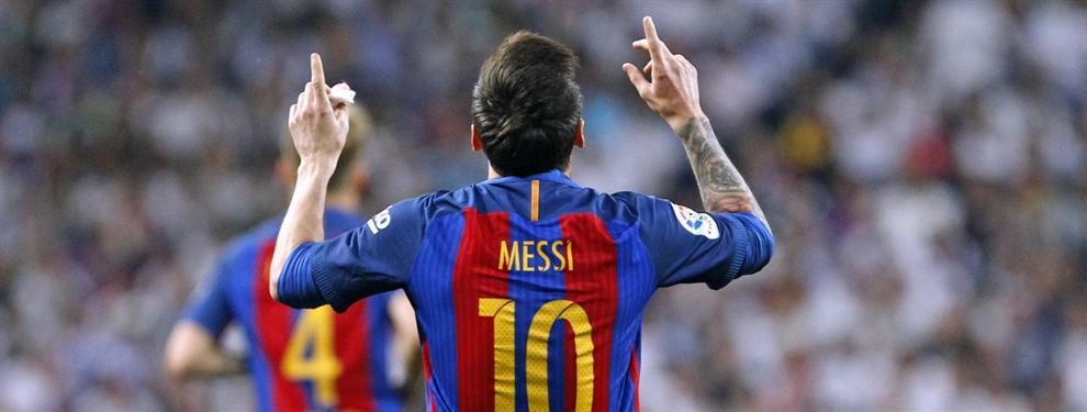 El fichaje en la agenda del Madrid que le pega un portazo a Florentino Pérez para jugar con Messi